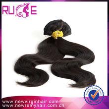 7 years Ali express wholesale body wave grade 7a virgin hair hair chain