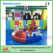 Indoor amusement rides, attractive electric amusement for sale
