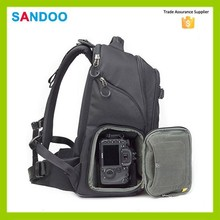 2015 SANDOO newest product camera backpack , fashion 600D camera bag