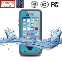 New Waterproof Shockproof Dirtproof Snowproof Protect Case Cover for iphone 5/5s
