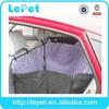 Oxford pet car seat protector/dog car seat cover/dog car Hammock Cover pet