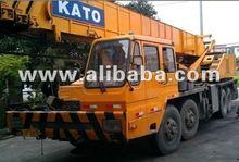 Nice used kato 50 ton mobile crane NK500E-V
