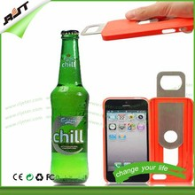 2015 New Arrival popular hot selling Promotional beer bottle opener cell phone case
