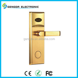 2015 NEWEST MAGNETIC ELECTRONIC SWIPE CARD LOCK FOR HOTEL WITH KEY CARD