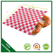 Popular crazy selling food paper bag for fried chicken
