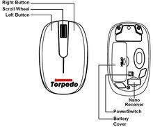 2.4G Nano Wireless Mouse