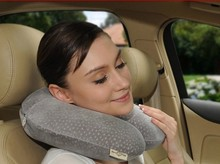 Adult neck pillow /memory foam neck pillow/neck support pillow