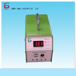 SLA12071 Small Solar Generator For Home Using Portable small solar system
