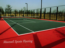 Commercial pvc flooring for sports ground about Badminton/Basketball/tennis