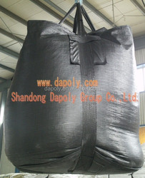 Good quality 100% new virgin FIBC bulk bag jumbo bag 1000kg China manufacturer