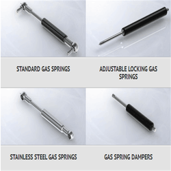Automobile gas spring 100n for furniture