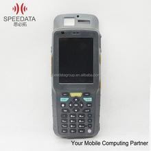 Bluetooth/GPS Wireless Data touch screen fingerprint reader