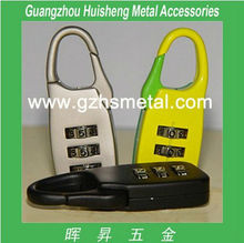 Fashion Design Luggage padLock -password padLock