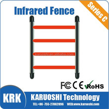 Household usage infrared beam barrier detector,multi beams infrared beam sensor