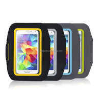 OEM Running Sport Armband Cases for Samsung Galaxy Note3 III 2 with Arm Band Key Hole