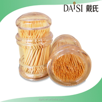 Jiangxi factory high quality eco-friendly bamboo toothpicks