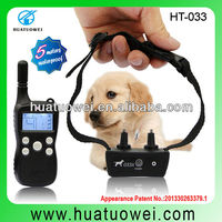 Wholesale dog products electric dog necklace