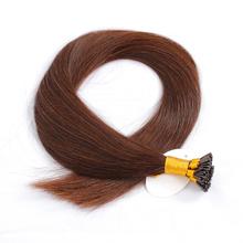 brazilian human hair unprocessed wholesale i-tip hair extension