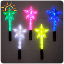 best selling products Led Magic Wand for promotion gift, Led Party Flashing Stick, Light Up Star Wand