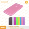 BRG Ultra-Thin Colorful TPU Bumper Case For iPhone 6S
