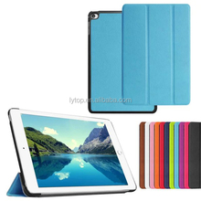 Ultra Thin Folio Smart Cover Leather Case for iPad Mini 4