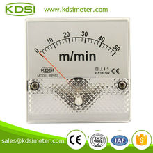Waterproof BP-80 DC10V 50M / MIN electric motor rpm meter