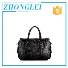 Good Price Personalized Business Nubuck Leather Handbag Bag