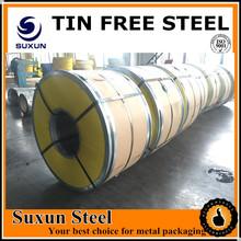t3 oil tin free steel sheet