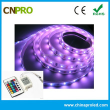 CE ROHS Approved DC 12V SMD 5050 RGB Waterproof Swimming Pool LED Strip Lighting