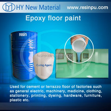 two-compound self leveling industrial epoxy resin floor