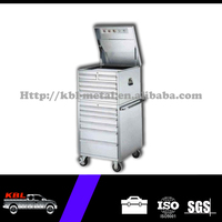 "26"" Stainless Steel 4 Wheels Workshop/Mendery/Garage/Kitchen Tools Rolling Cabinets(ODM/OEM)"