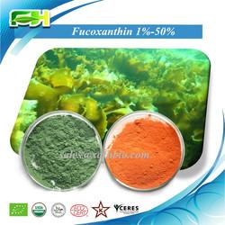 Natural Seaweed Extract, Fucoidan 85%, Price Of Fucoxanthin