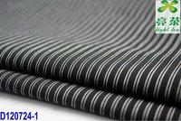 Popular plain CVC yarn dyed stripe shirt fabric in bulk