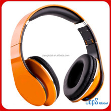 Hottest free sample CE,ROHS,FCC Foldable high stereo headphone headphone wholesale