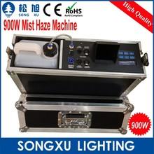 professional 900w dmx mist haze machine dj stage or home party effect machine