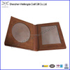 2015 Hot Sale New Brown Leather Unique Custom Photo Frame