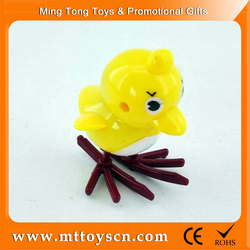 Funny polytype animal small plastic hot sales toy plastic chickens