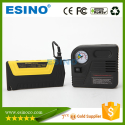 Fashioable-appearanced Stable Battery Solution 12V Car Jump Starter/Power Bank