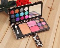 wholesale makeup 120 colors eyeshadow palette Professional Makeup Kit Cosmetic Blusher Powder