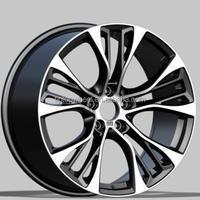 Suitable for bmw x5 x6 replica wheels 5x120 wheel 20 inch car alloy rim