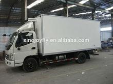 1ton-1.5ton foton truck used japanese mini trucks