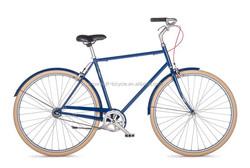 classic vintage steel bike European cycle urban city retro bike SW-CB-M0057