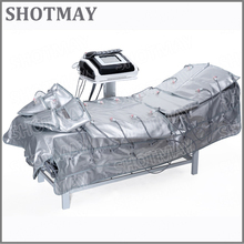 shotmay STM-8032B infrared air pressotherapy wrap slimming beauty personal care made in China