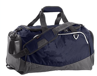 Cheap Price of Nylon Sports Shoulder Bag Promotion Foldable Travel bag with Shoes Compartment