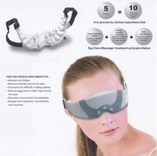 2015 mask migraine DC electric care forehead eye massager with free gift eye mask