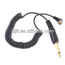 3.5mm to Male FLASH PC Sync Cable Cord with Screw Lock