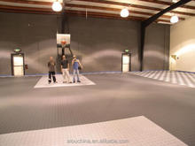 Portable Flooring Systems For basketball