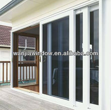 Hot sale aluminium fixed door with cheap price