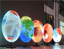 Leeman Group Sphere led ball display / led sphere display / spherical led display