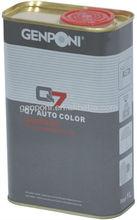 Automobile paint Q-326 Mirror-effect Clear Coat